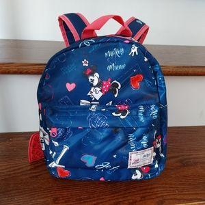 Disney Parks Mickey & Minnie backpack